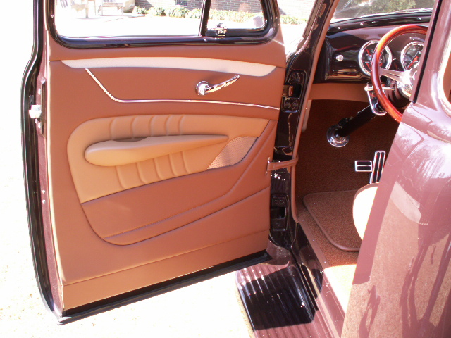 Chevy truck door panels for 1950 chevy truck door panel