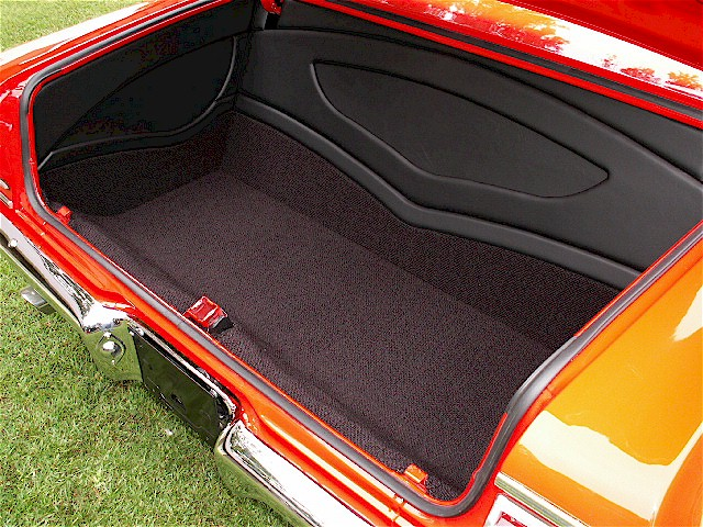 1965 Chevelle Custom Leather Interior Interiors By