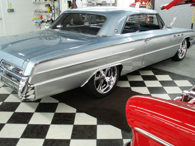 Ford Com Mustang >> 1962 Buick Wildcat Custom Leather Interior. Interiors by Shannon (Upholstery)