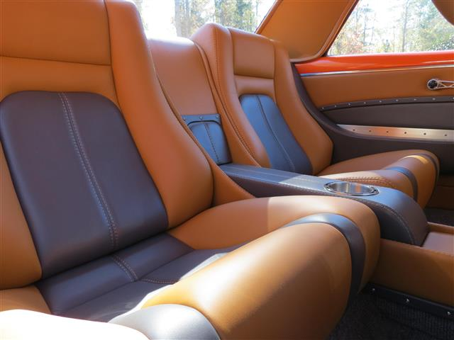 hanks 39 s 1967 camaro custom leather interior interiors by upholstery. Black Bedroom Furniture Sets. Home Design Ideas