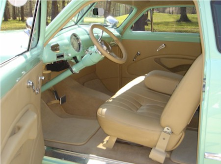 Past Hot Rod Interiors by Shannon